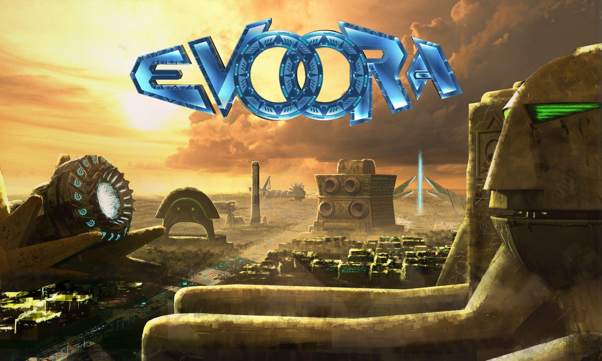 Evoora Logo
